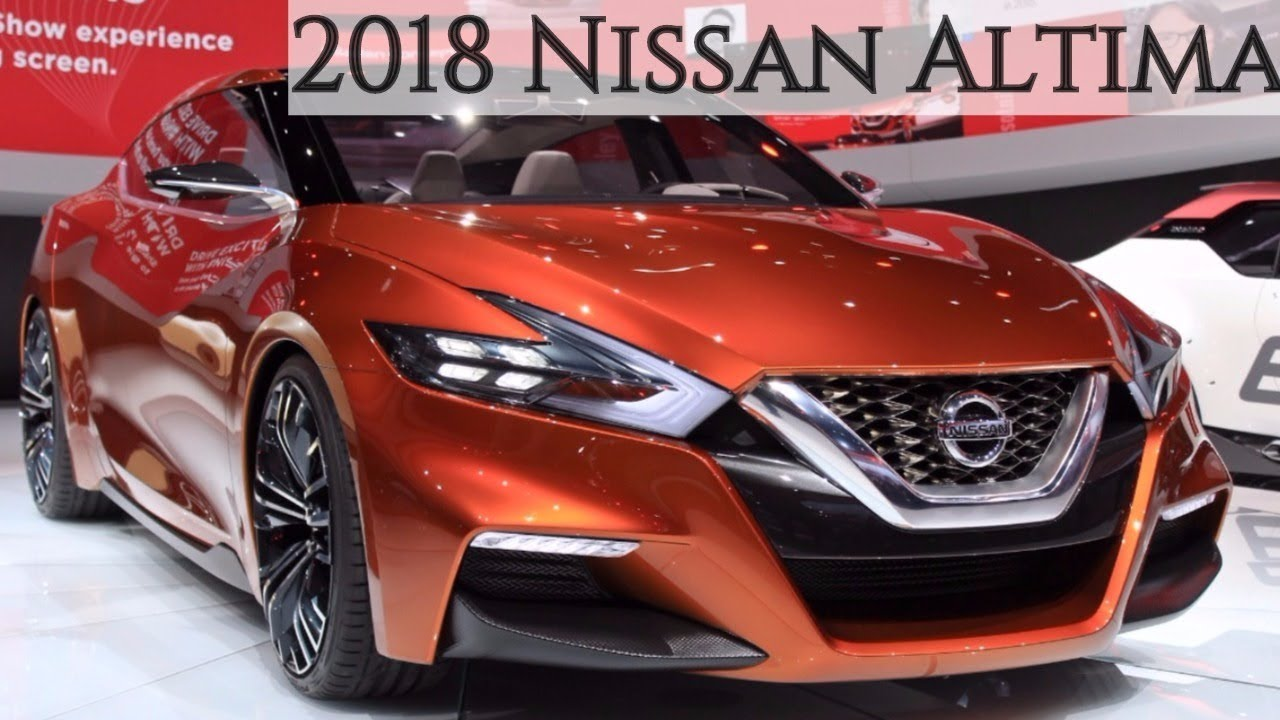2018 Nissan Altima Review Specs Engine Price And Release Date