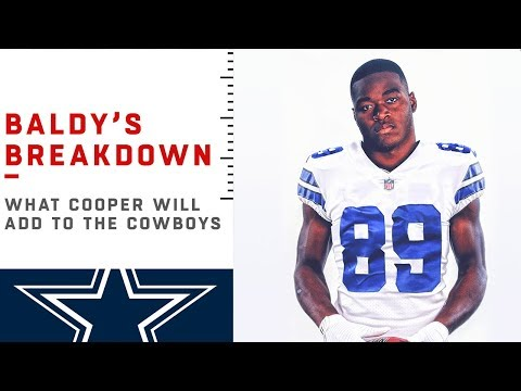How Amari Cooper Will be a Great Addition to the Cowboys Offense | NFL Film Review