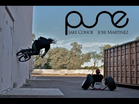 Pure Culture - Never First Try: Jake Cohoe and Jose Martinez