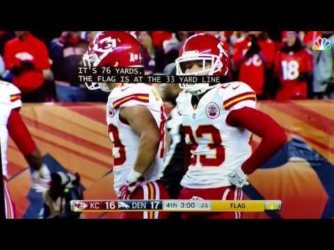 Bennie Fowler 76 yd touchdown Broncos