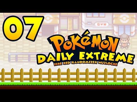 Pokémon Daily Extreme Fire Red [PL] #7 - SPIZGANY PITER