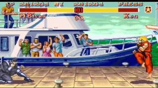 Super Street Fighter 2 - The New Challengers SNES (8 Difficulty) - Live-stream