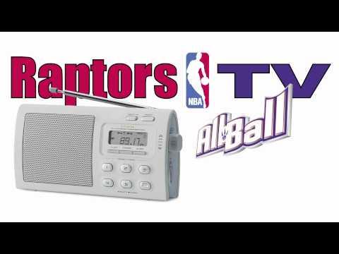 "Toronto Raptors ""Raptors NBA TV"" radio commercial"