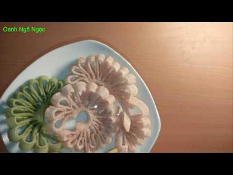 Cách làm mứt dừa hoa cúc đơn giản tại nhà