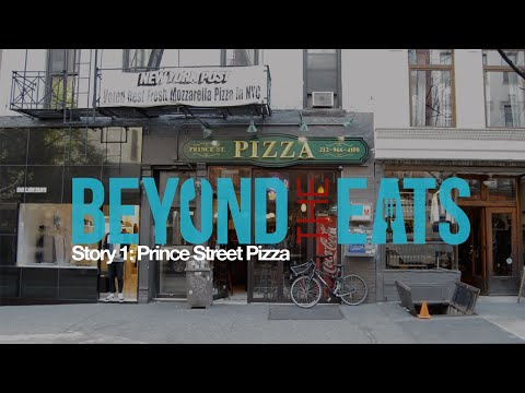 Story 1: Prince Street Pizza & The Pepperoni Square - NYC