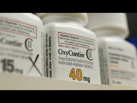 OxyContin suit fall out