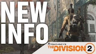 The Division 2 - NEW DETAILS \\ EARLY Gameplay IMPRESSIONS