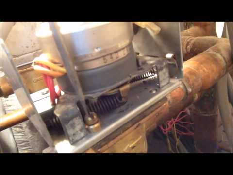 Honeywell zone valve motor replacement