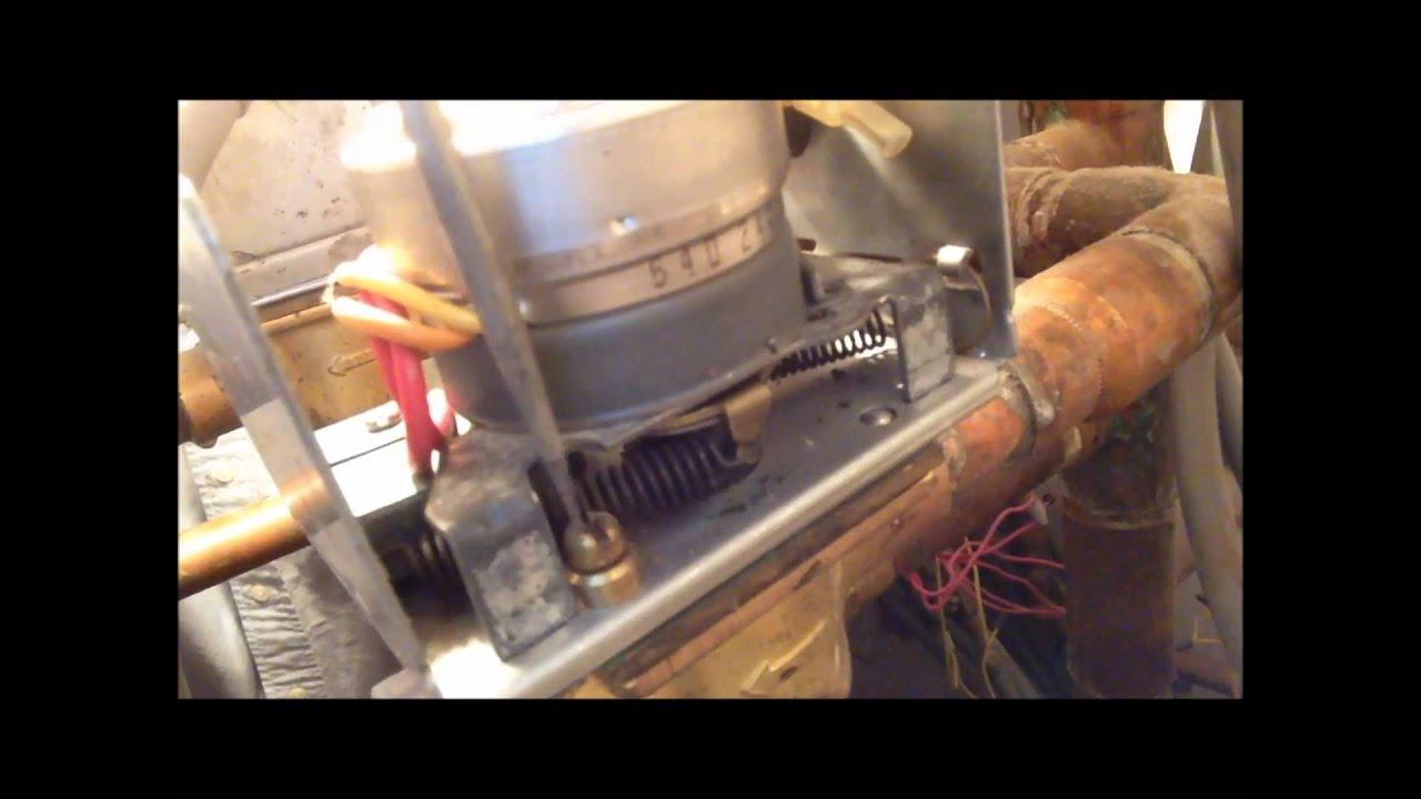 Honeywell Zone Valve Motor Replacement