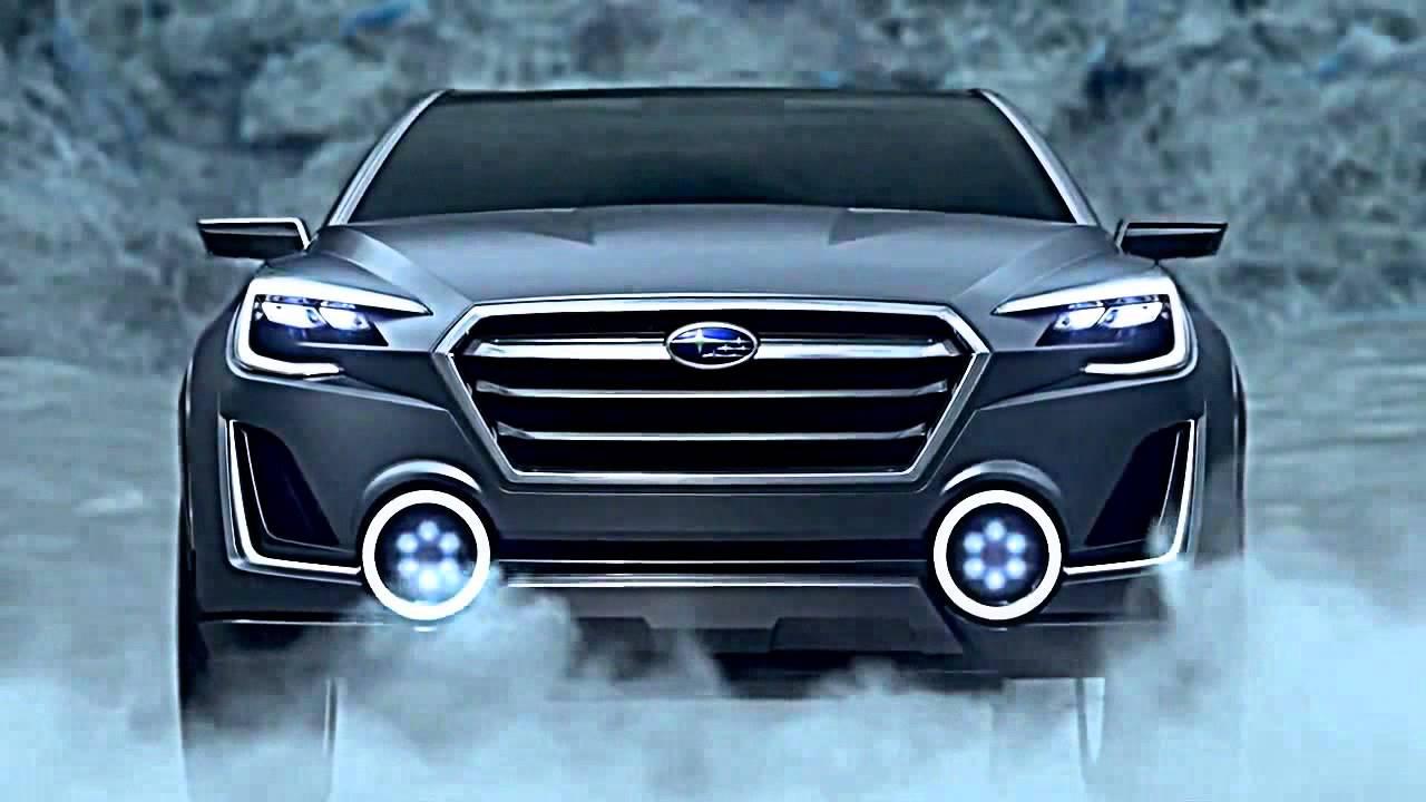 Subaru Tribeca 2016 >> Previa Novo Subaru Tribeca 2016 Plug In Hybrid 2 0 Turbodiesel Viziv 2 Concept
