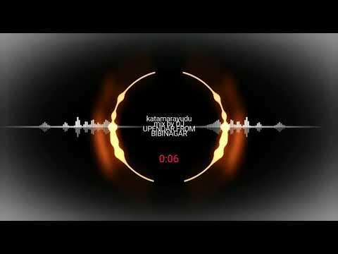 katamarayudu song mix by DJ UPENDER FROM BIBINAGAR