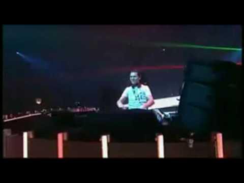 DJ Tiesto Traffic on Ibiza