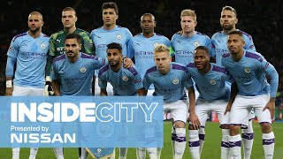 CHAMPIONS LEAGUE, FIFA 20 PREMIER AND PEP ON MAHREZ | INSIDE CITY 354
