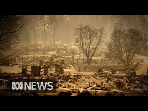 California's wildfire death toll rises past 50, more than 100 still missing | ABC News