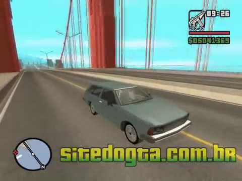Ford Belina 1981 - GTA San Andreas