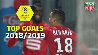 Top 5 dribbles & goals   season 2018-19   Ligue 1 Conforama