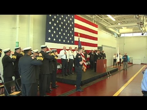24 new firefighters graduate from Springfield Academy