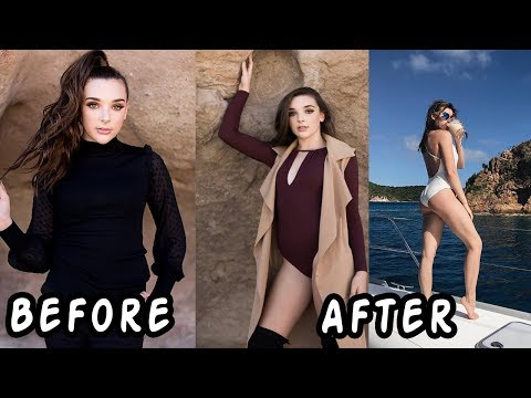 Kendall Vertes Before And After ★ Then And Now 2018
