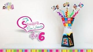 (Day 6) DIY 3 in 1 Twister Gift Box(Picture holder) / (Día 6) Caja en Espiral 3 en 1 -Portaretratos- Thumbnail