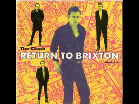 THE CLASH - RETURN TO BRIXTON (7'' RADIO EDIT) (1990)