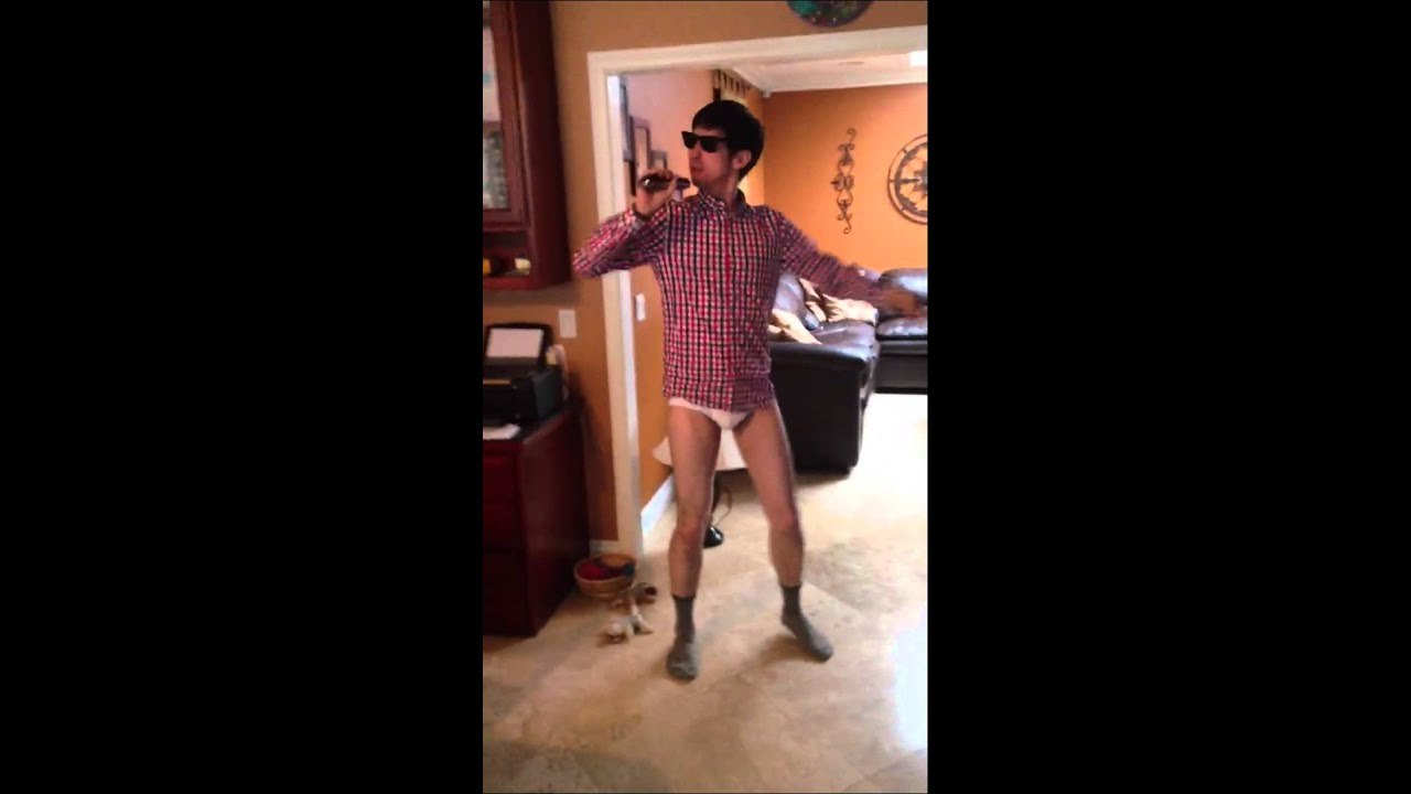 Mike Lane Dancing In His Underwear Risky Business Youtube
