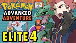 Pokemon Advanced Adventure (Detonado - Parte 16) - ELITE 4