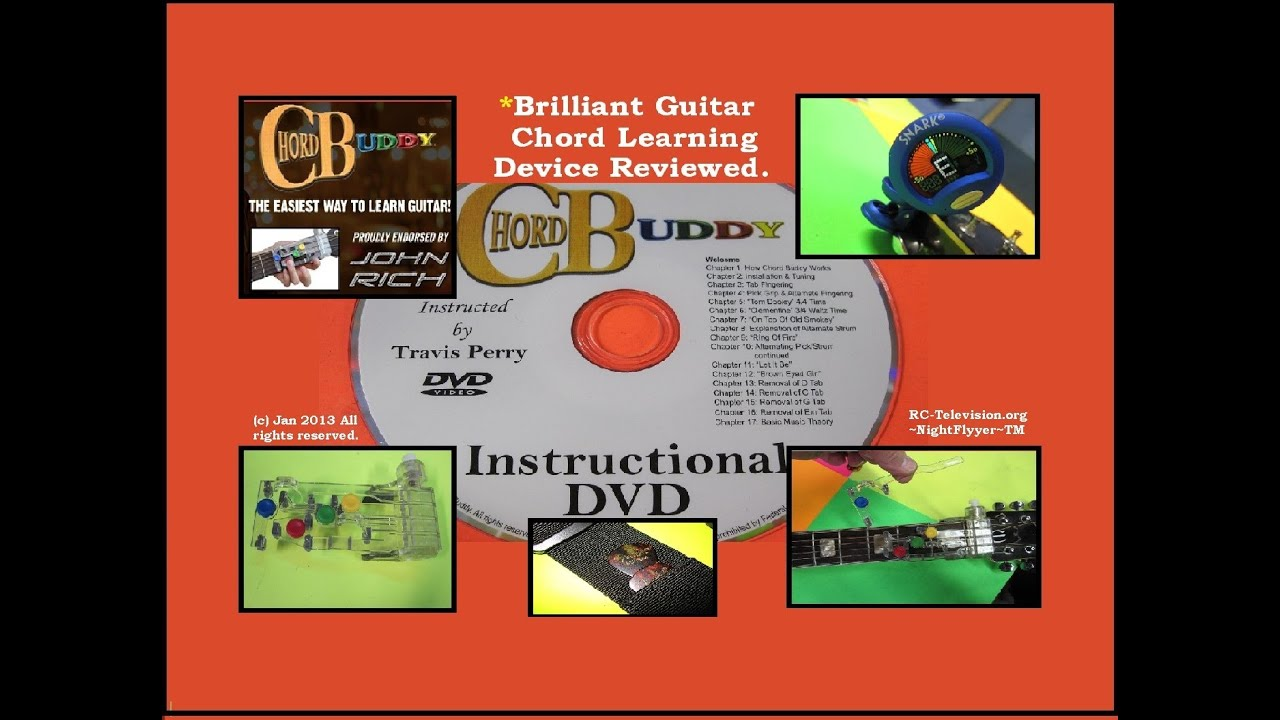 Chord buddy is endorsed by john rich my review and demo youtube chord buddy is endorsed by john rich my review and demo hexwebz Image collections