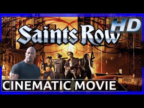 Saints Row : Cinematic Movie - As Dwayne Johnson (HD 1080p)