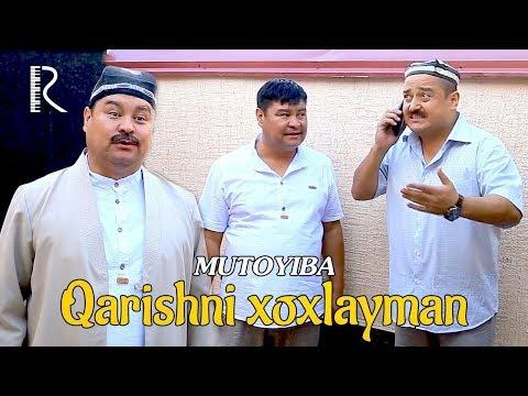 Mutoyiba - Qarishni Xoxlayman | Мутойиба - Каришни хохлайман (hajviy Ko'rsatuv)