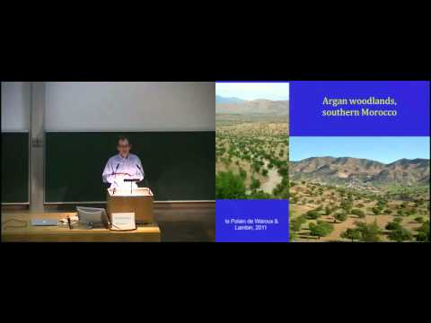 Eric Lambin: Land Use and Land Cover Change