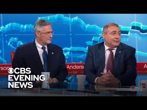Trump denies knowing Giuliani associate Lev Parnas