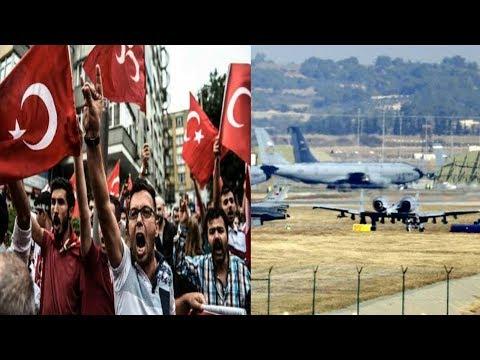 warga Turkey GERAM mendesak pemerintah usir militer AS dari incirlik ||Accident Lawyer