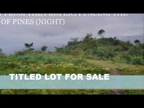 Lot for Sale Baguio City Philippines