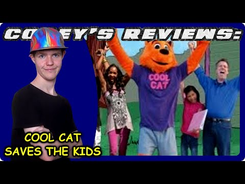 Corey's Reviews: Cool Cat Saves The Kids