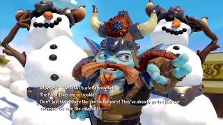 Skylanders Swap Force (Redo) Walkthrough Part 11: Winter Keep [Playstation 4]