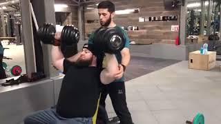 ОЛИМПиЯ, женский фитнес-клуб- упражнения для плеч