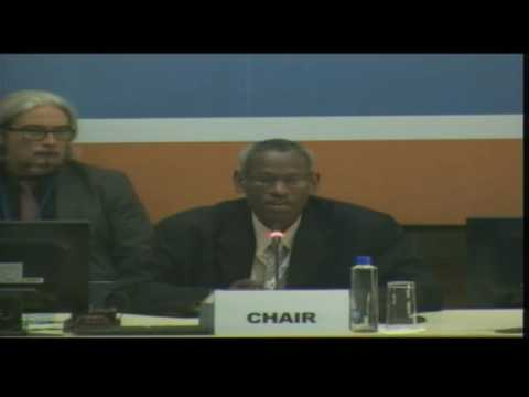 UNCCD - CRIC 15 Day 2 Live Event  - French Channel