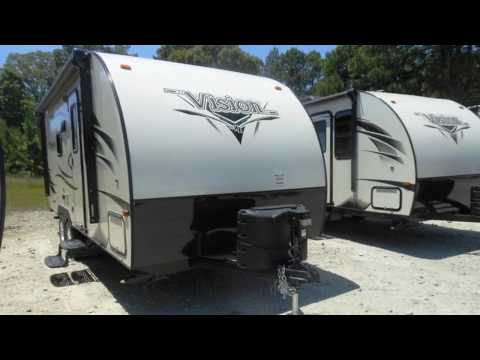 New 2017 KZ RV Vision V20RBS For Sale in Athens, Texas near Tyler, Longview, Houston, and Dallas, TX