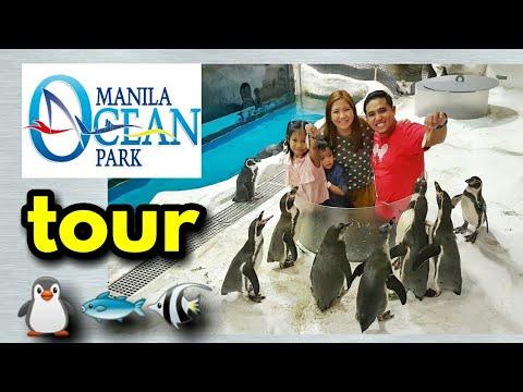 MANILA OCEAN PARK TOUR 2019 | Family Vlog
