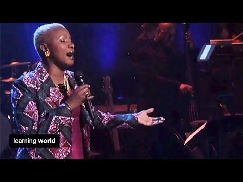 Strong Women: Angelique Kidjo - A Better Future for African Women (Learning World S4E24, 1/3)
