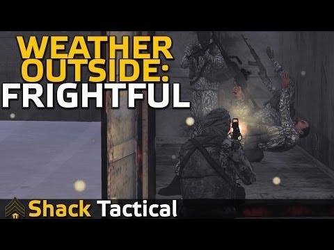 Weather outside: Frightful - ShackTac Arma 2