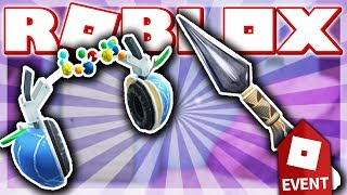 HOW TO GET INNOVATOR'S HEADPHONES & BLACK PANTHER DAGGER!! (ROBLOX INNOVATION EVENT - Moon Tycoon!)