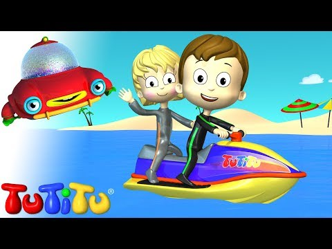 TuTiTu Toys | Jet ski from YouTube · Duration:  3 minutes 10 seconds