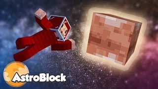 CZERWONA PLANETA! - Minecraft Astroblock