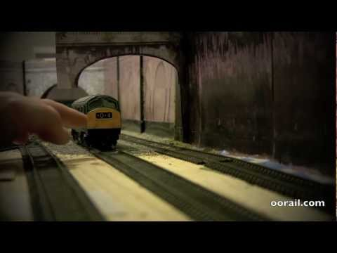 oorail.com | How to create photo-realistic model railway scenery / OO Gauge