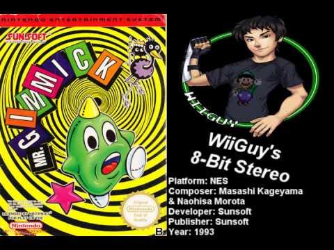 Gimmick! (FC - 5B) Soundtrack - 8BitStereo