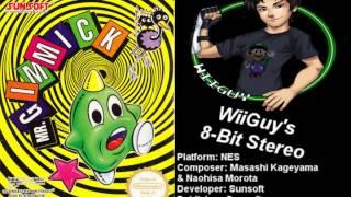 Gimmick! (FC) Soundtrack - 8BitStereo