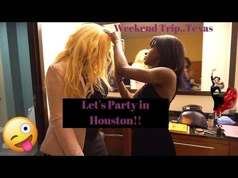 Vlog 04: Weekend Trip Houston | Mani Keny