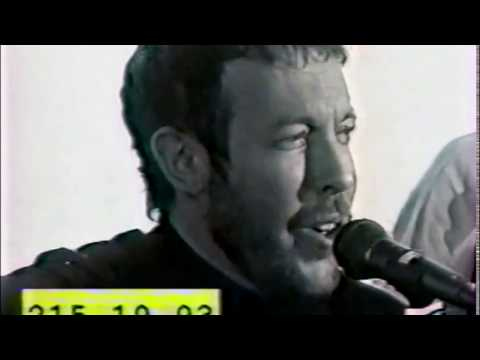 """Андрей Макаревич и группа """"Папоротник"""" в программе """"Антропология"""" (1997)"""