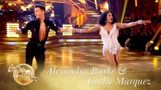 Favourite Dance: Alexandra Burke & Gorka Marquez Jive to Proud Mary - Final 2017